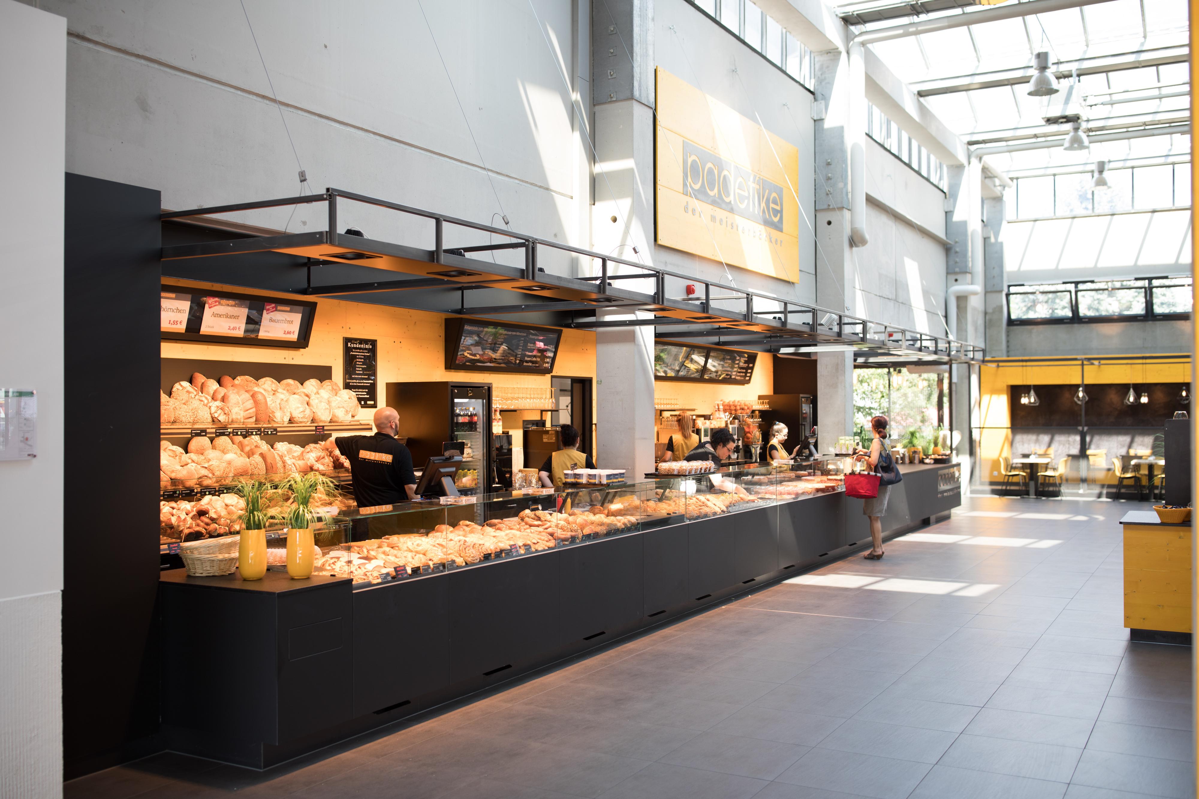 Kaffeehaus Reutlingen, Bäckerei Konditorei Padeffke