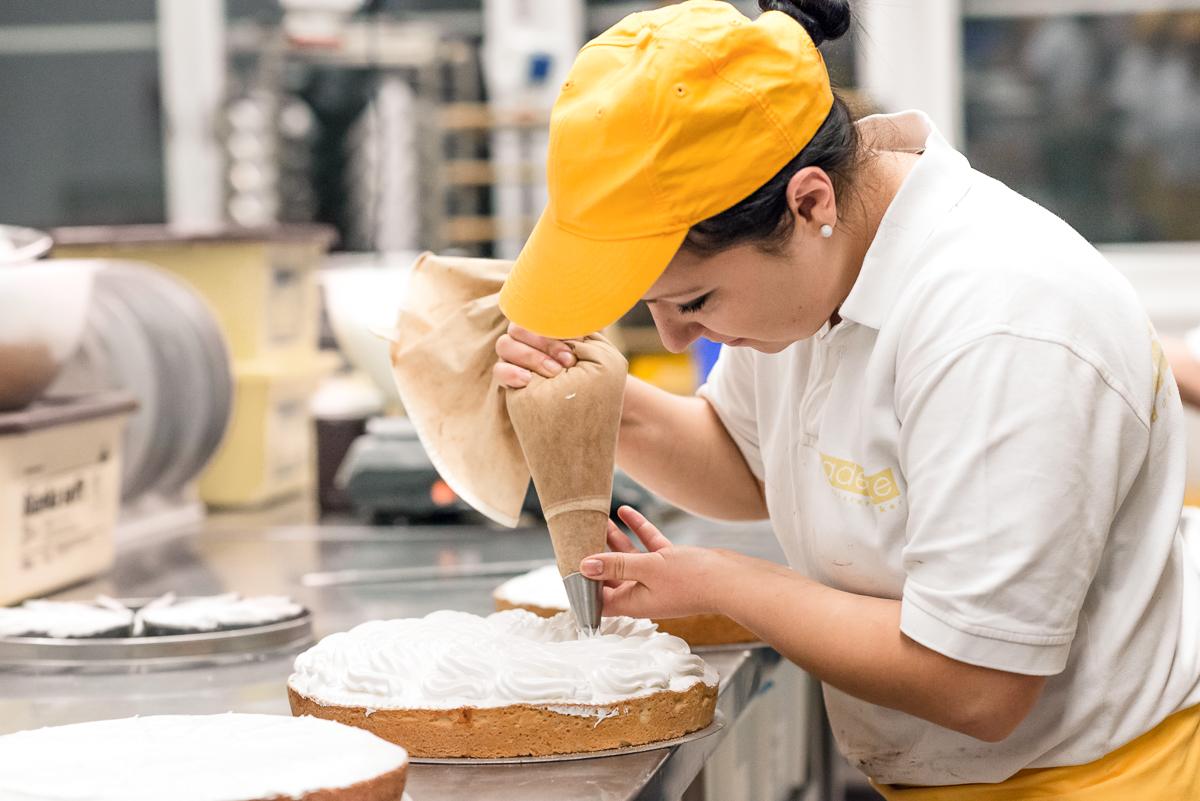 Kuchen und Torten aus der Konditorei Padeffke